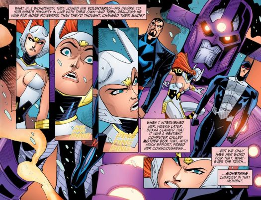 Justice League-Gods & Monsters No. 3-Becca's Free!