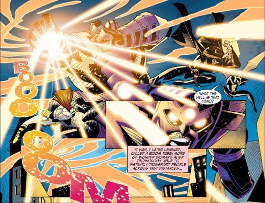 Justice League-Gods & Monsters No. 3-Exit Point 'A'!