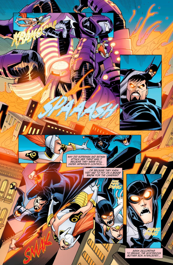 Justice League-Gods & Monsters No. 3-Free Thy Teammates!