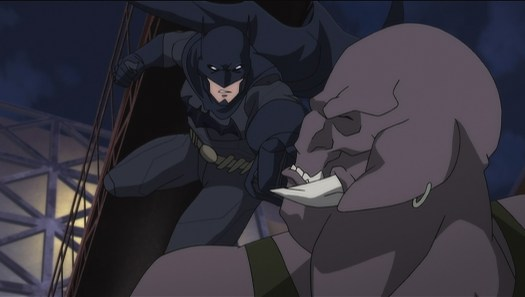 Batman-Let's Tangle, Tusk!