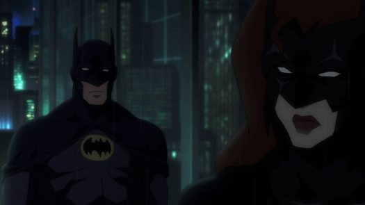 Batwoman-Prepare For My Missing 2 Years!