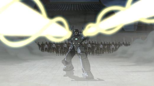 Iron Man-Sending A Blast To The Past!