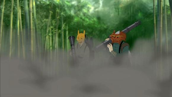 Jade Dragons-Feel Our Wrath!