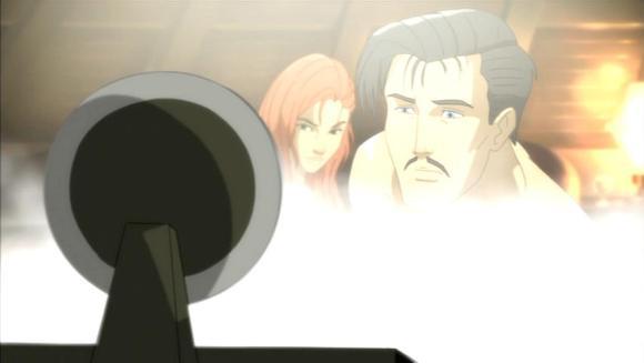 Tony Stark-I'm On My Way!