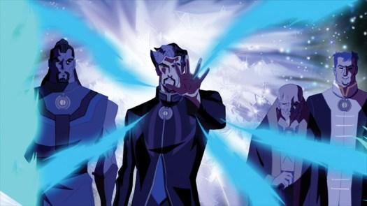 Doctor Strange-At The Doorway To Evil!