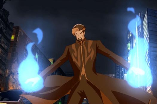 Doctor Strange-Let's Duel!