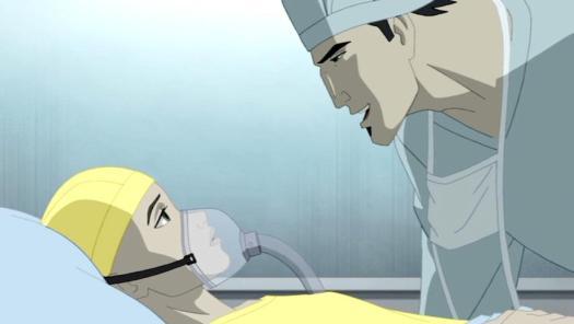 Stephen Strange-I'm Gonna Save You, April!