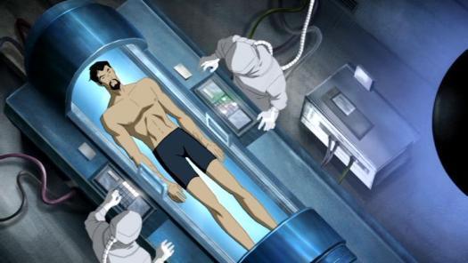 Stephen Strange-Looking For Some Medical Hope!