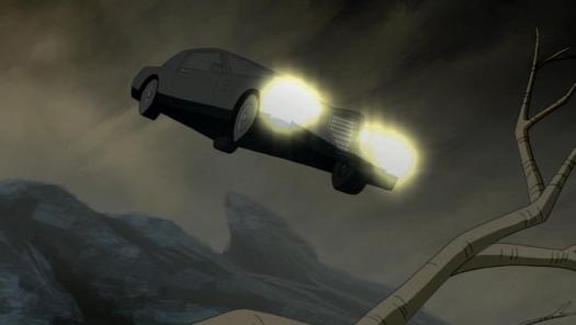 Stephen Strange-Plummeting Towards Destiny!