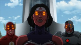 Justice League-We've Come For Raven!
