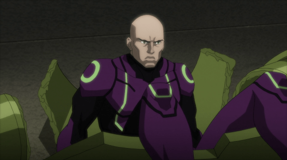 Lex Luthor-My Suit's Ruined!