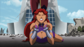 Starfire-Subdued!