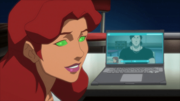 Starfire-You Just Gave Me An Idea, Dick!