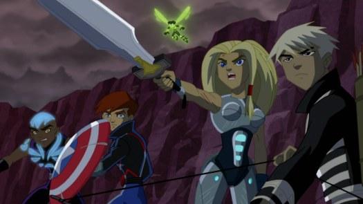 Avengers-Fight On!