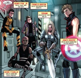 Avengers-Life After The Film!