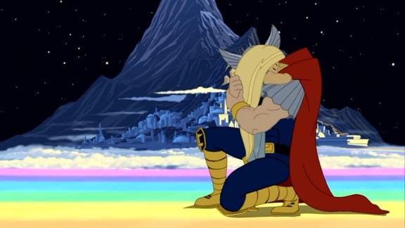 Thor-One Day, Asgard Will Be Yours!