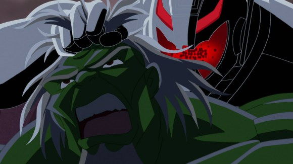 Ultron-I Can Actually Take On The Hulk!