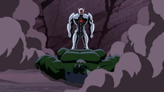 Ultron-The Hulk Is A Joke To Me!
