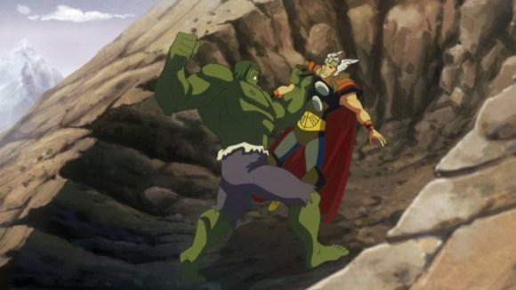 Hulk-Rage Incarnate!