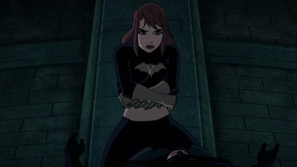 Batgirl-Oh, My Lord!