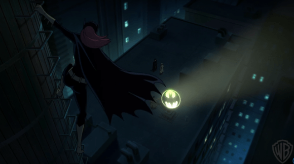 Batgirl-Oversight To The Opening Action!