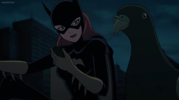 Batgirl-Should I Make The Call!