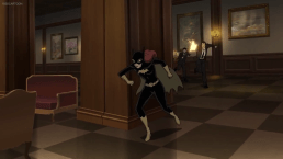 Batgirl-Under Heavy Fire!