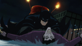 Batman-Stop Laughing, You Monster!