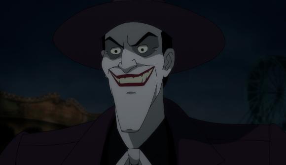Joker-I Love This Run-Down Amusement Park!