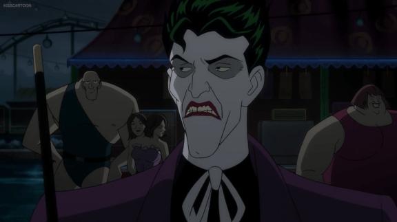 Joker-Lock Up Gordon!