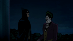 Joker-Made Him Laugh!
