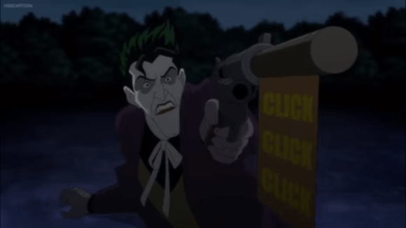 Joker-No More Bullets!
