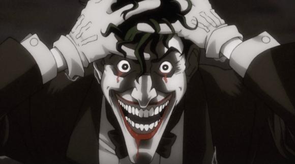 Joker-The First Laugh!
