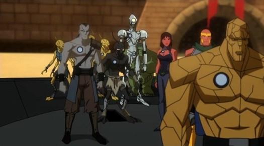 gladiators-let-the-survival-test-begin