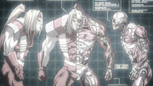 Omega Red-Russia's Super Soldier!