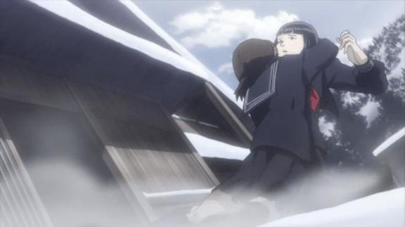 Armor-Hi, Kyoko!