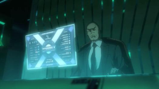 Charles Xavier-The U-Men Are Dangerous, Hank!