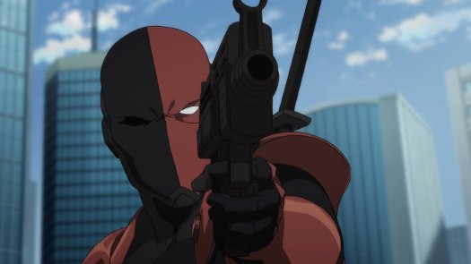 Deathstroke-Checkmate!