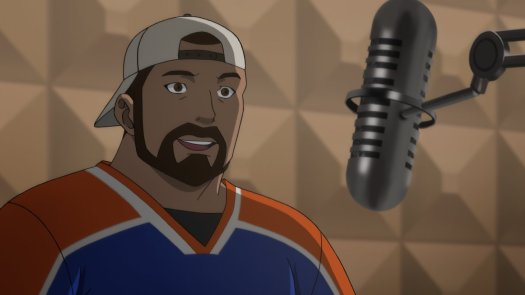 Kevin Smith-Cameo Time!