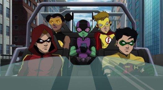 Teen Titans-A Beautiful Day For Patrol!.jpg