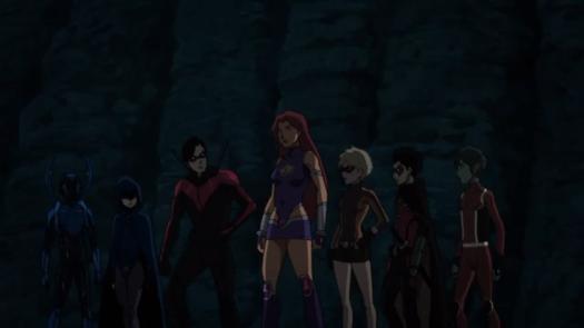 Teen Titans-Prepare To Go In!