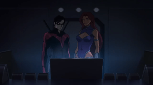 Teen Titans-The Facility Is Bad Guy Free!