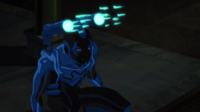 Blue Beetle-Here's Comes The Final Shot!