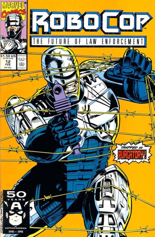 RoboCop #12 (Marvel)