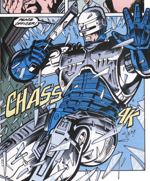 RoboCop #13-I'm Going In!