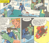 RoboCop #16-Not What You Would Want In Your Brain!