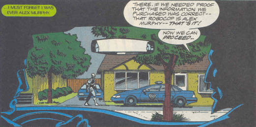 RoboCop #17-Devious Look-Out!