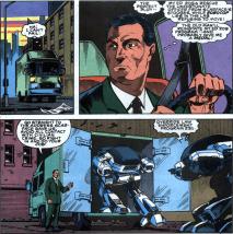 RoboCop #2-ED-209s On The Prowl!