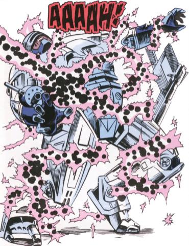 RoboCop #6-Captured!