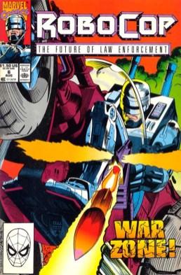 RoboCop #6 (Marvel)